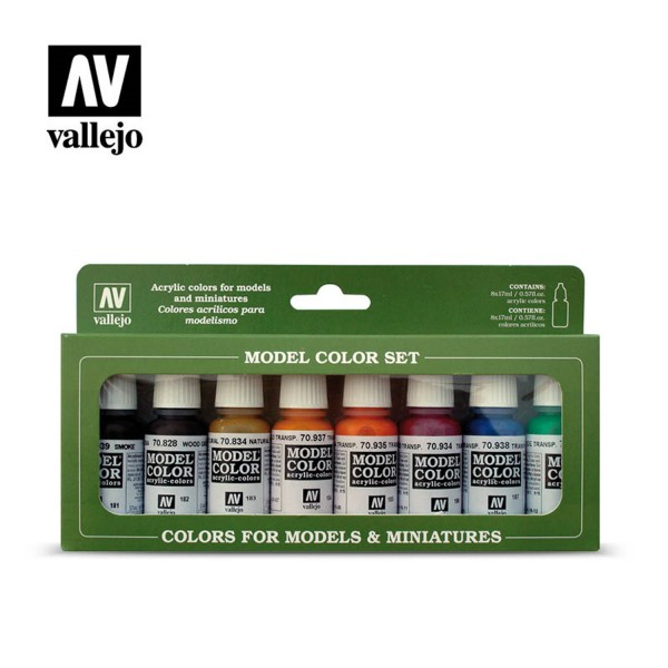 Building Set | Vallejo Model Color
