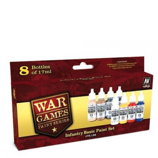 Wargames Serie | Infantry Basic Set***