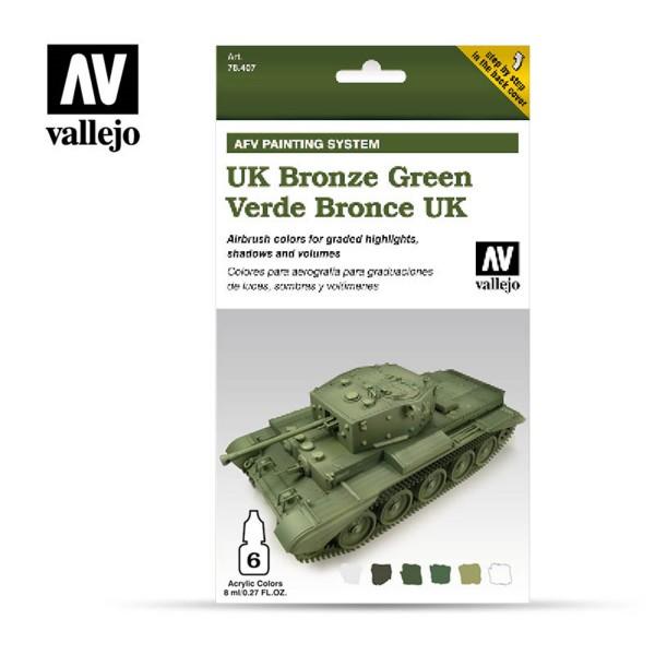 AFV Armour System | Verde Bronze UK