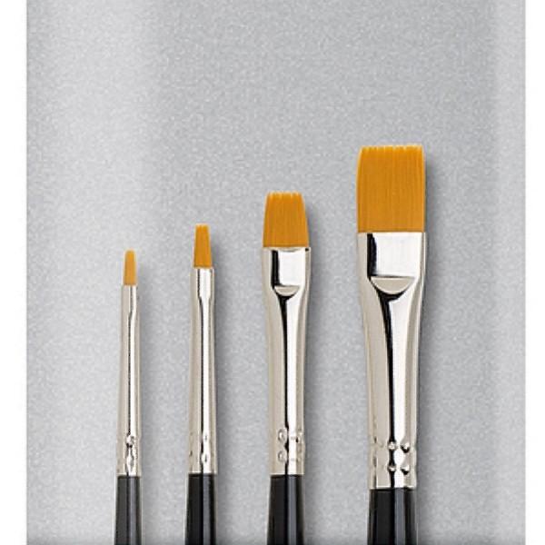 Universalpinsel Serie | A145 | flach