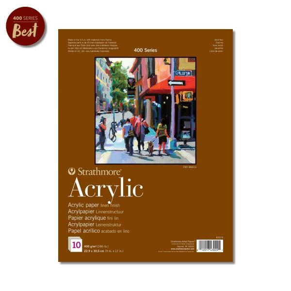 Acryl Artist Paper 400 | Strathmore