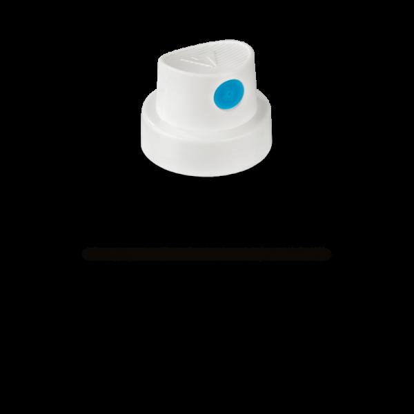CAP | Smooth soft | weiß/blau-Image