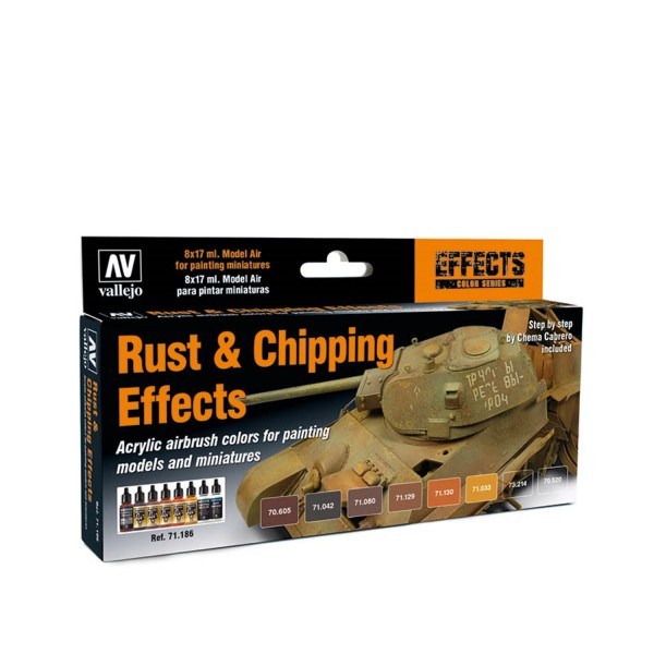 Effect | Rust & Cipping Effects