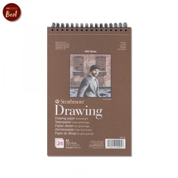Zeichenpapier Drawing Artist Paper 400   Strathmore