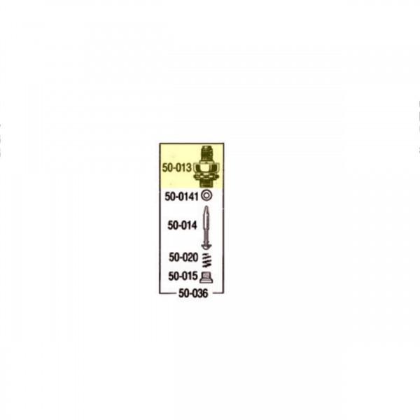 Ventilgehäuse | 50-013