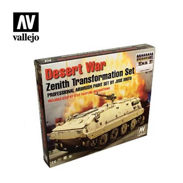 Desert War | Zenith Transformation Set