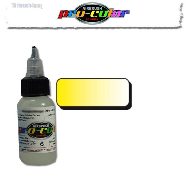 Hansa | Pro Color | 30ml | opak  Zitrusgelb-Image