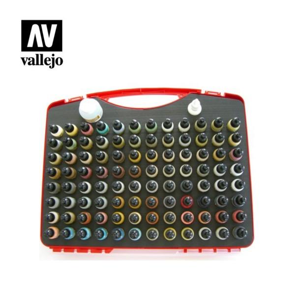 Model Air Koffer | Vallejo | 96 Farben