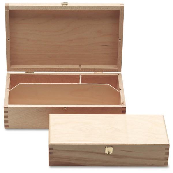 Zeichenkasten aus Holz
