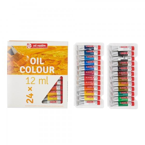 ÖlfarbenSet ArtCreation | 24x 12ml