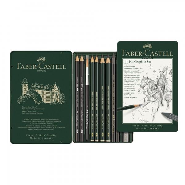 Graphite PITT Set | Faber Castell