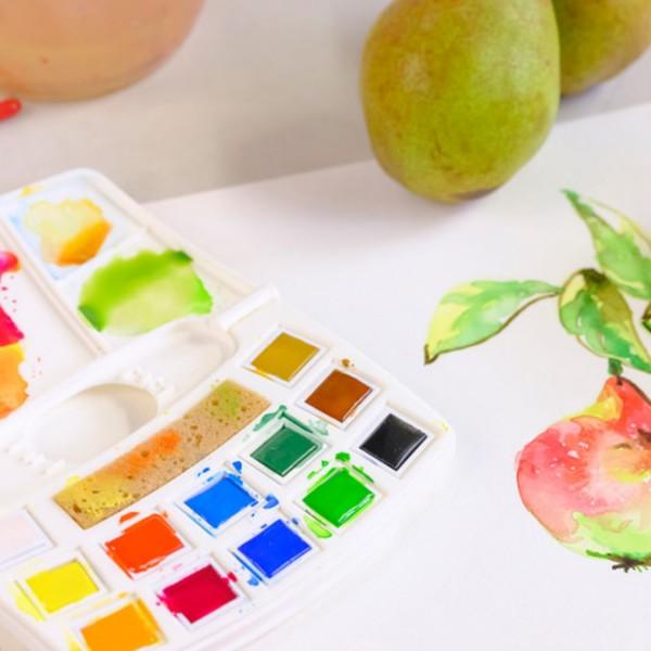 ArtCreation Aquarellfarben   Pocket Box