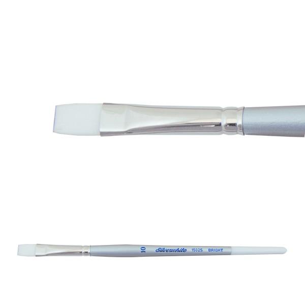 Silverwhite 1502S | Flach, kurzer Stiel