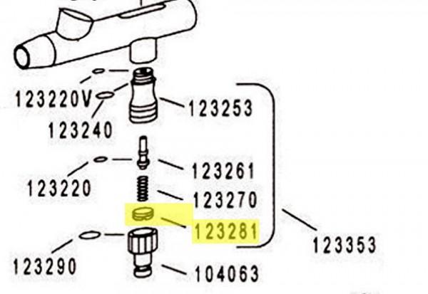 Ventilverschlußkappe | H&S-Image