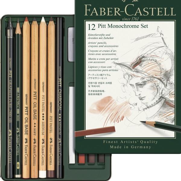 Monochrome PITT | Faber Castell