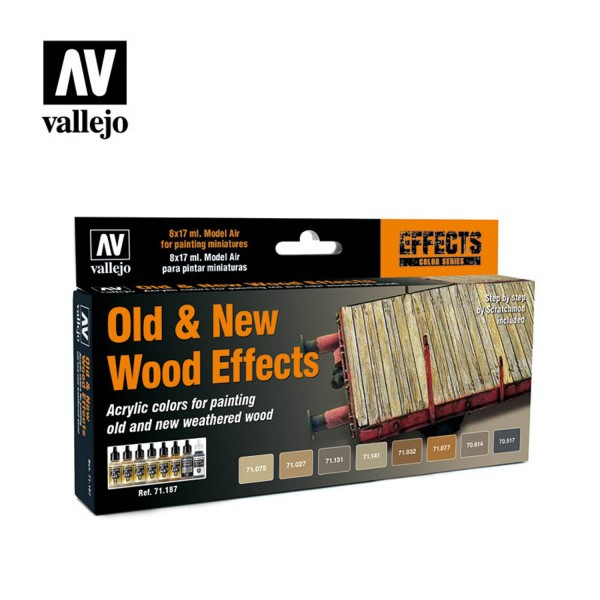 Effect | Old & New Wood Effects