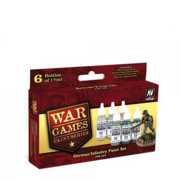 Wargames Serie | German Infantry Set