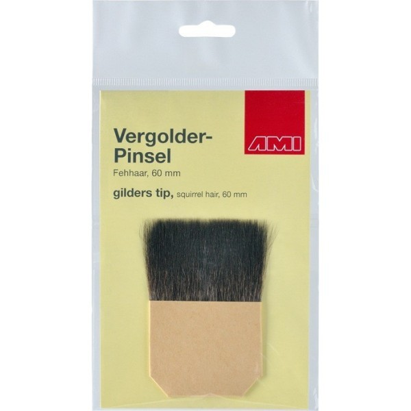 Vergolder Pinsel | 6cm-Image