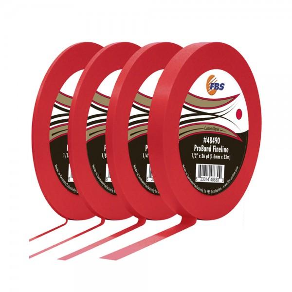 La Rouge extra soft   ProBand Fineline Tape-Image
