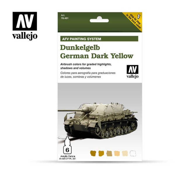 AFV Armour System | Dunkelgelb