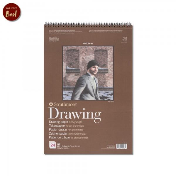 Zeichenpapier Drawing Artist Paper 400 | Strathmore