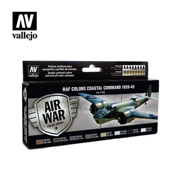 Air War | RAF Colors Coastal Command 1939-1945