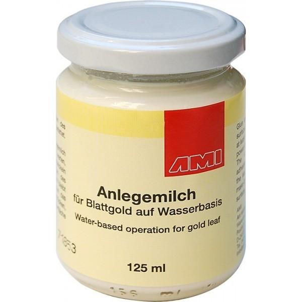Anlegemilch für Schlagmetall | 125ml-Image