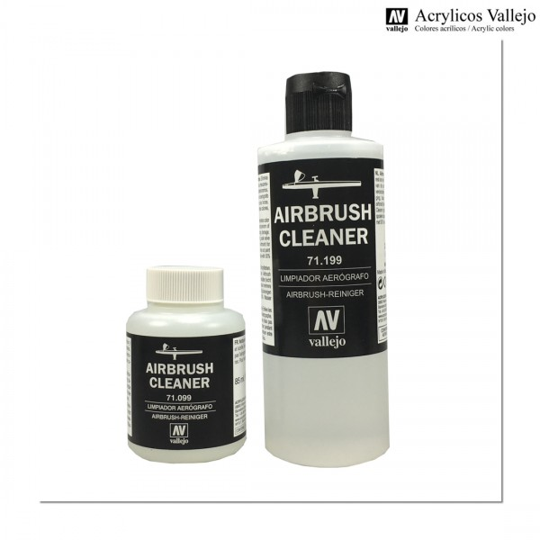 Vallejo Airbrush Reiniger-Image