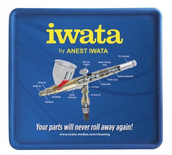 Iwata | Airbrush Reiningsmatte-Image
