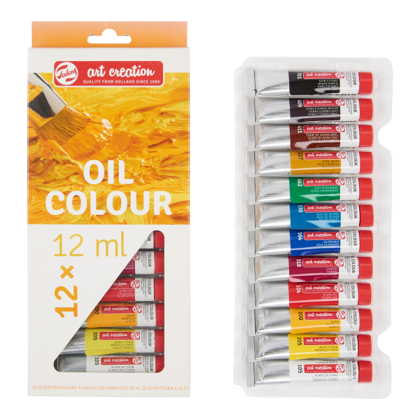 ÖlfarbenSet ArtCreation | 12x 12ml