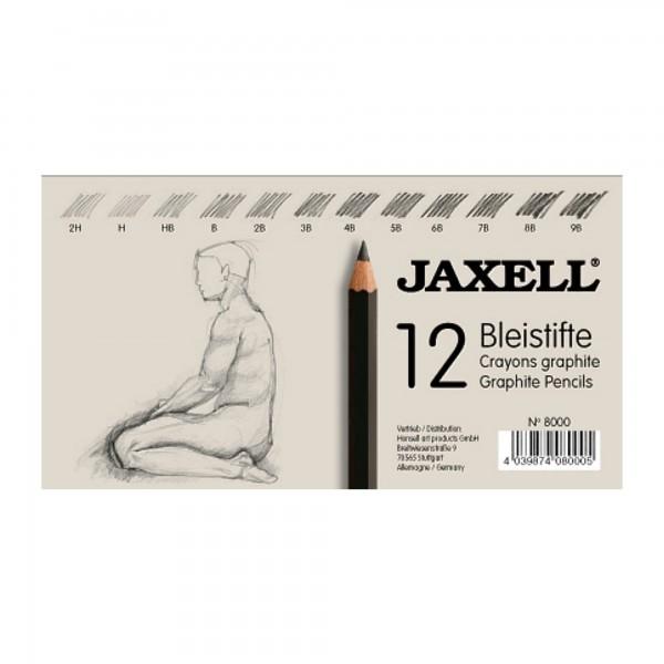 12er Bleistift Set | Jaxel
