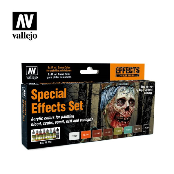 Vallejo Game Color | Special Effects