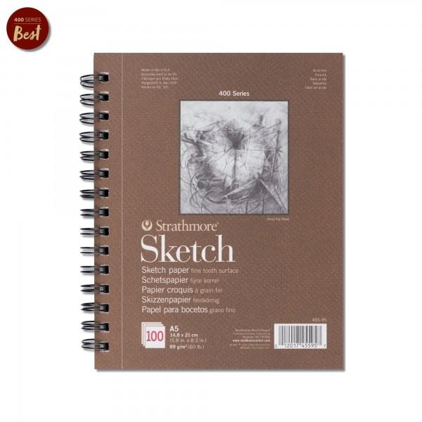 Zeichenpapier Sketch Artist Paper 400 | Strathmore