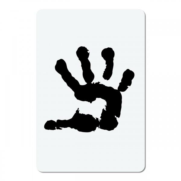 Hand | Airbrush Schablone