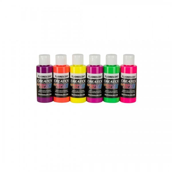 Classic Color Set | Fluoreszierend