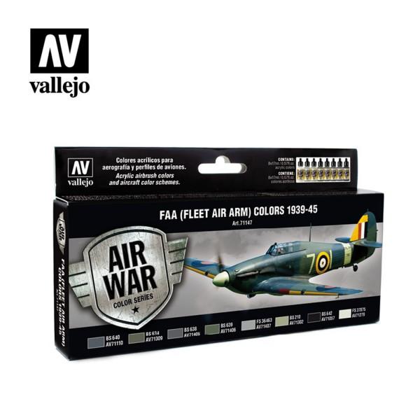 Air War | FFA (FLEET AIR ARM) Colors 1939-1949