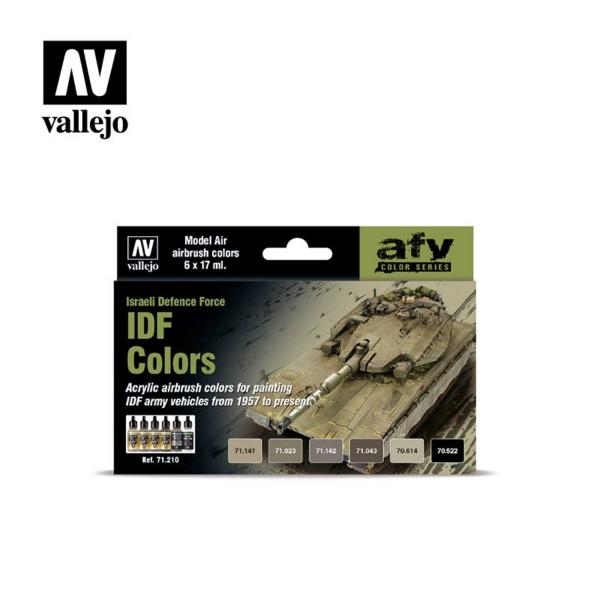AFV Color | IDF Colors