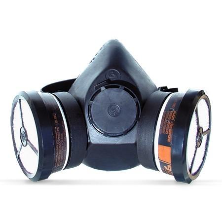 Black Mask | AtemschutzMaske-Image