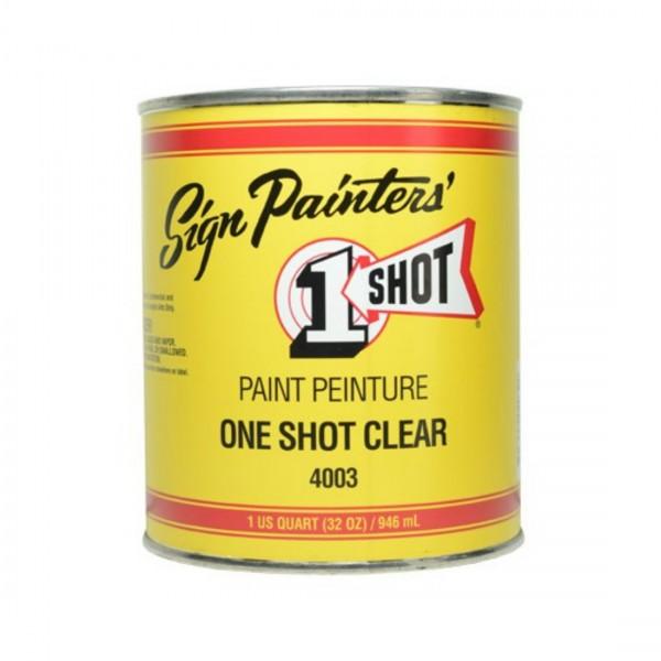 1 Shot | 946ml | 4003 | Sign Restoring Clear -Image
