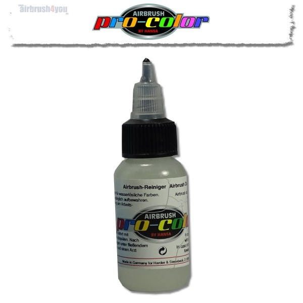 Pro Color | Airbrush Reiniger | 30 ml-Image