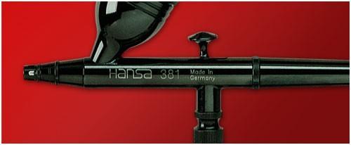 Hansa 381 schwarz-Image