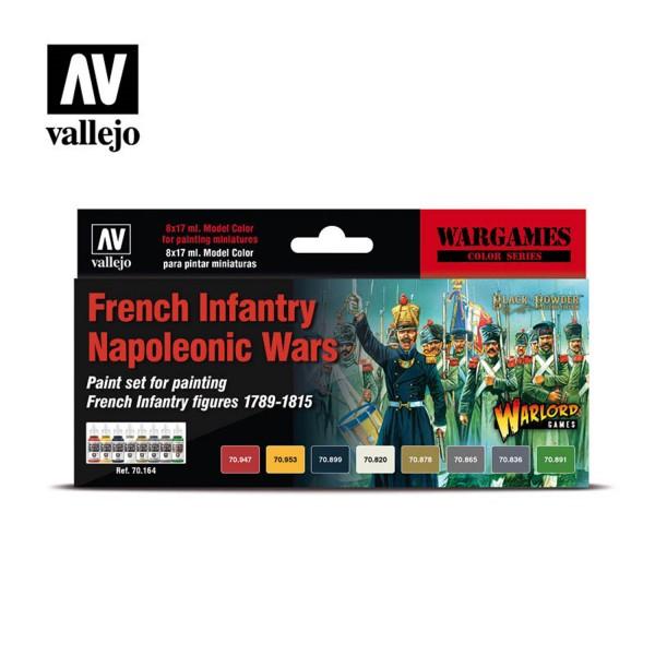 French Infantry | Vallejo