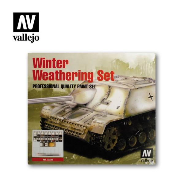 Winter Weathering | Vallejo