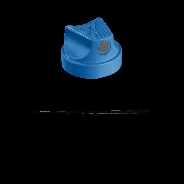 CAP | FLAME SuperFine | blau/grau-Image