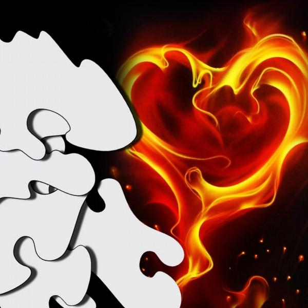 Real Fire Mega Set | 12tlg. Airbrush Schablonen Feuer & Flammen