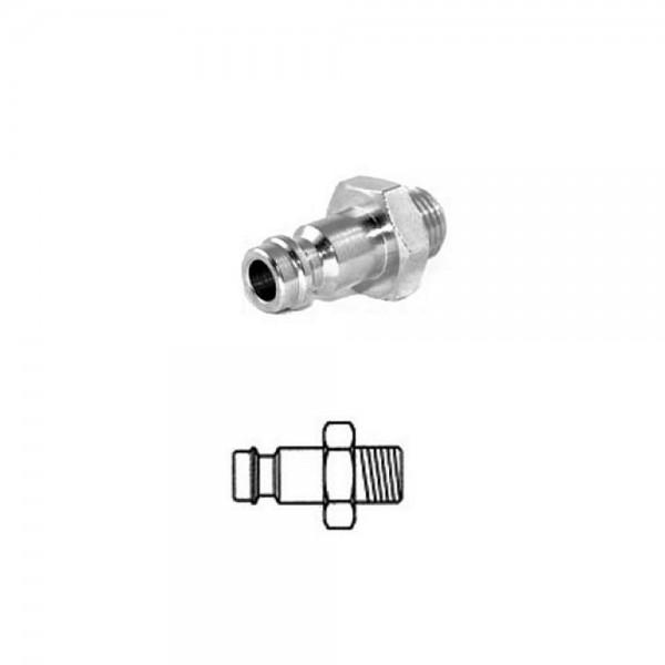 Luftstecker NW 5,0 | Airbrush Kompressor-Image