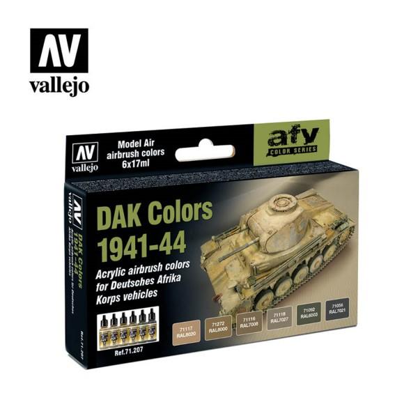 AFV Color | DAK Colors 1941-44