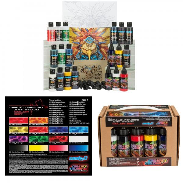 Gerald Mendez Box Set | Art Studio