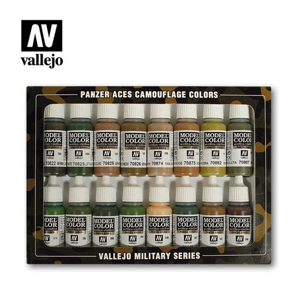 Camouflage | Vallejo