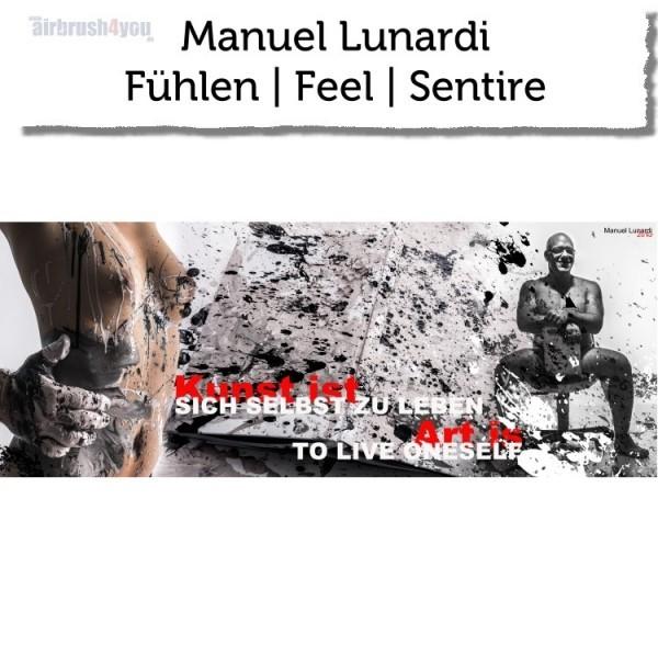 Artbook | Manuel Lunardi | Fühlen | Feel | Sentire-Image